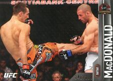 2015 TOPPS UFC CHAMPIONS BLACK PARALLEL #/188 RORY MacDONALD #195