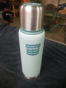 Stanley Special Edition Vtg Green Stainless Thermos