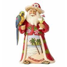New Margaritaville by Jim Shore Margaritaville Santa/Parrot