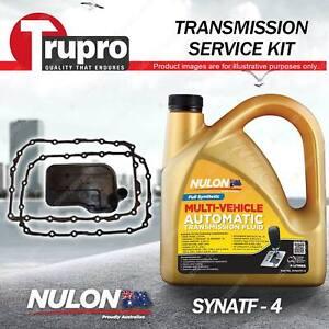 SYNATF Transmission Oil + Filter Service Kit for Holden Commodore VE VF V6 V8