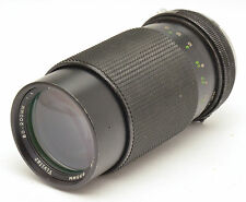Vivitar Auto Zoom 80-200mm F4 Lens For Nikon F Mount!