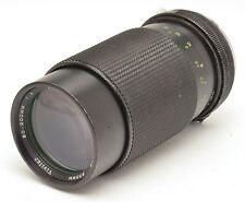 Vivitar Auto Zoom 80-200mm F4 Lens For Nikon F Mount!