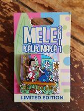 Disney Parks It's a Small World Mele Kalikimaka Lilo & Stitch 2017 Pin