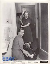 Richard Widmark Marilyn Monroe Don't Bother to Knock VINTAGE Photo