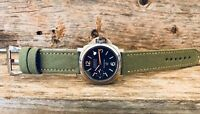 VINTAGE MILITARY CANVAS WATCH STRAP PAM