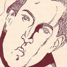 Portrait Jean le Louët  Poésie Poète
