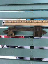 Antique Vintage Victorian Brass Door Pull 8 7/8 Inch Architectural
