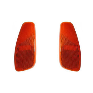 2X MOPAR FRONT SIDE MARKER LAMP ASSEMBLY FOR JEEP RENEGADE 2015-2016 1.4 2.4L