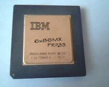 Rare CPU computer chip - IBM 6x86MX PR233 26x86Mx IBM9314 T12039 Cyrix 21L8188