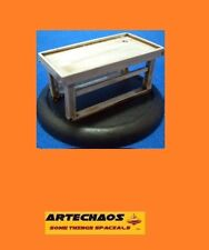 TABLE D'AUTOPSIE / AUTOPSY TABLE MODERN  SCENERY/DECOR  MINIATURE