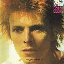 David Bowie: Space Oddity [1969] | CD