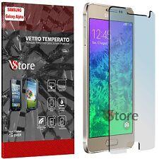 Pellicola Vetro Temperato Per SAMSUNG Galaxy Alpha G850F G850 0.3 mm Display