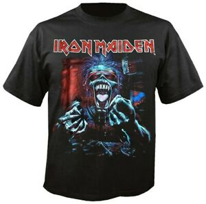 ** Iron Maiden A Real Dead One T-shirt Official **
