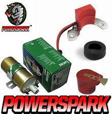 Jaguar Electronic Ignition & Lucas Gold Sports Coil