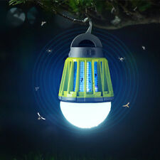 Outdoor Camping Lantern Fly Bug Insect Trap Mosquito Zapper Killer Lamp O116