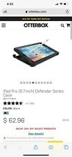 OtterBox Defender Series Case for iPad Pro 9.7 inch - Black (77-50969)
