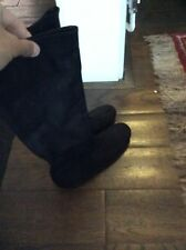 BALLY  Black  boots size  37
