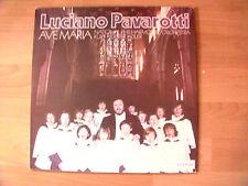 "LP Luciano Pavarotti ""Ave Maria"" Eterna"