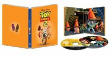 Toy Story 2 SteelBook Includes Digital Copy 4K Ultra Hd Blu-ray/Blu-ray 1999 New