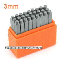 Basic Metal Stamp Set Bridgette LOWERCASE Numbers 3mm (SCE1315-3mm)