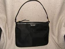 "Tutilo New York Black Poly Clutch Purse Handbag Wristlet - 11.5"" x 8.5"""