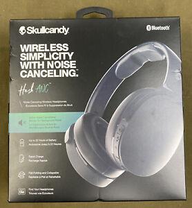 Skullcandy Hesh ANC (S6HHW-N740) - Wireless Over-Ear Headphones True Black. NEW!