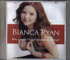 Bianca Ryan-Why Couldnt It Be Christmas Every Day Promo cd single