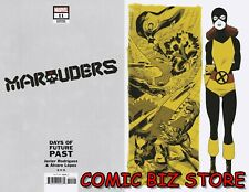MARAUDERS #11 (2020) 1ST PRINTING DAYS OF FUTURE PAST VARIANT COVER MARVEL