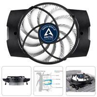 Arctic Alpine AM4 LP Cooling Fan Low Profile AMD CPU Cooler Heatsink AM1 AM2 FM2