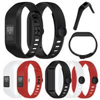 Cinturino bracciale ricambio braccialetto silicone regolabile Garmin Vivofit 3