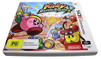 Kirby Battle Royale Nintendo 3DS 2DS Game