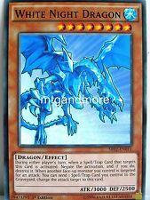 Yu-Gi-Oh - 3x White Night Dragon - SR02 - Structure Deck Rise of the True Dragon