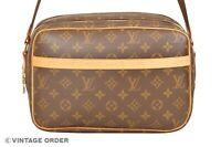 Louis Vuitton Monogram Reporter PM Shoulder Bag M45254 - YG01317