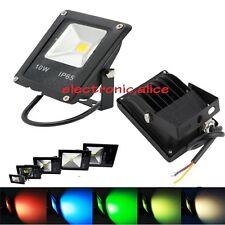 Exterior Impermeable 10 W 20 W 30 W 50 W 100 W Blanco RGB LED securtity reflectores