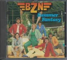 BZN - Summer fantasy Cd Album 11TR (WEST GERMANY PRINT) 1979/1988 VERY RARE!!
