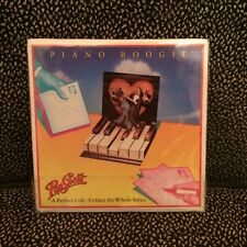Vintage Pop Shots 3-D Pop Up Card - Piano Boogie - 1981 - NEW