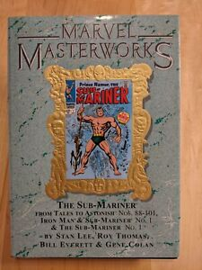 Marvel Masterworks Sub-Mariner Vol. 2 HC (Limited Variant #79) NM Excellent