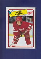 Petr Klima 1988-89 O-PEE-CHEE OPC Hockey #28 (MINT) Detroit Red Wings