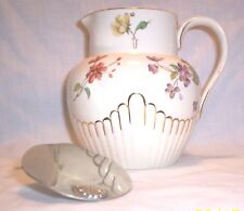 Collector W=04 == Pottery Teapot w// Lid