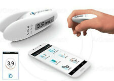 Glucometer Bluetooth Glucowise No Blood, No Needles, Blood Glucose Meter