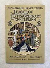 League of the Extraordinary Gentleman Hc Vol. 1 (2000) Nm *Alan Moore*