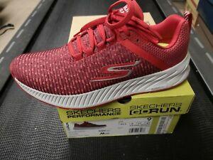 Scarpe running uomo Skechers Go Run Forza 3 - nuove (42,5 = 27cm. = 9 usa)