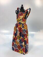 Barbie Doll Clothing: 1974 1975  BEST BUY patchwork variation 7423 7414 HTF rare