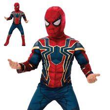 Iron Spider Deluxe Boys Costume