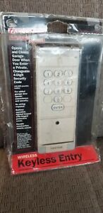 NEW Craftsman 53876 953876 Wireless Keyless Entry Pad Garage Door Opener