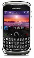 BlackBerry Curve 9300 - Black (Unlocked) GSM 3G WiFi Qwerty Camera Smartphone