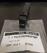 Genuine Boxed MGTF MGF MK2 A/C Air Con Conditioning Switch YUG102580PMP