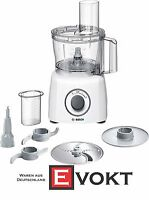 BOSCH MCM3100W Food Processor MultiTalent3  800W 2 Speeds 2.3L (220 Volts only)