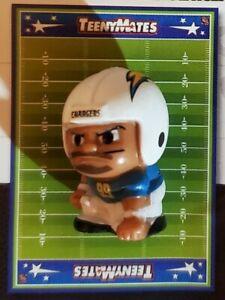 """Collectible NFL TEENYMATES Joey Bosa CHARGERS 1"""" figure Series 6 NEW!"""