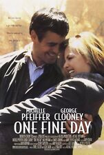 ONE FINE DAY (1996) ORIGINAL MOVIE POSTER  -  ROLLED